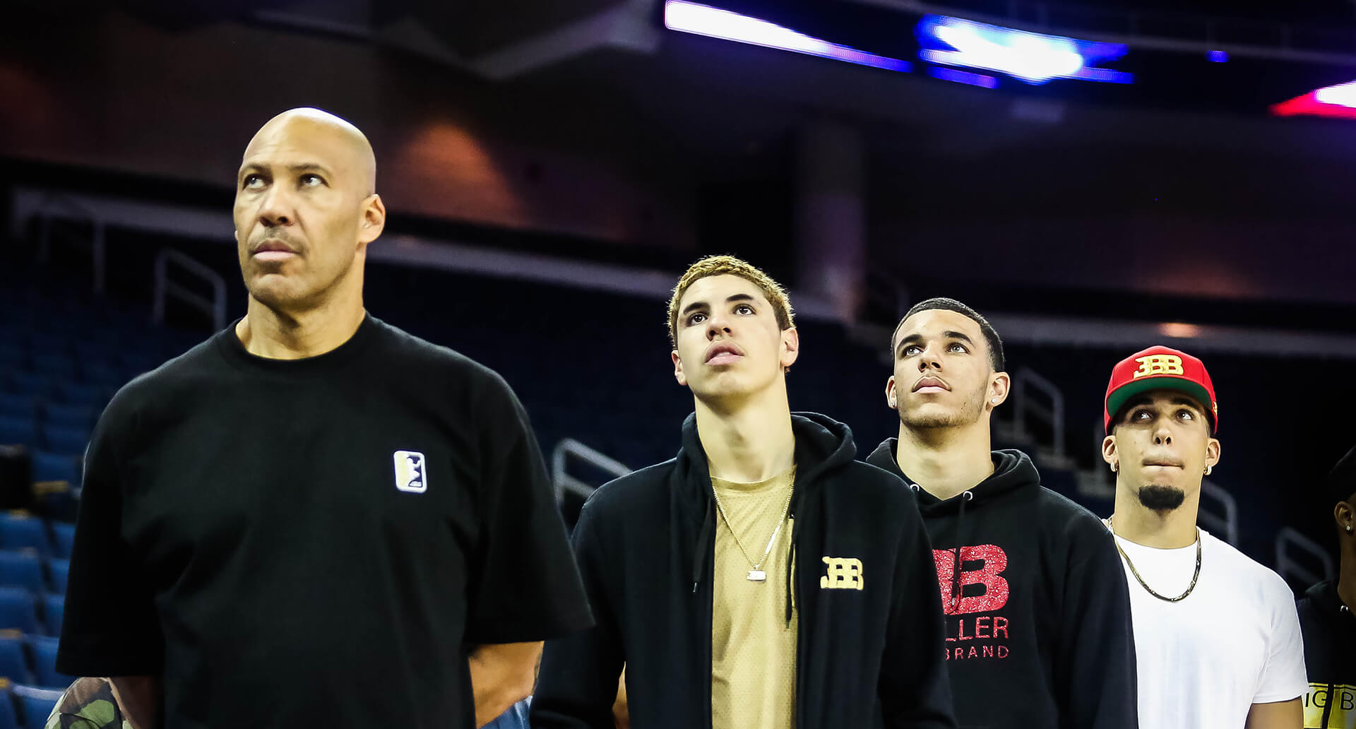 Big Baller Brand Camp Qatar